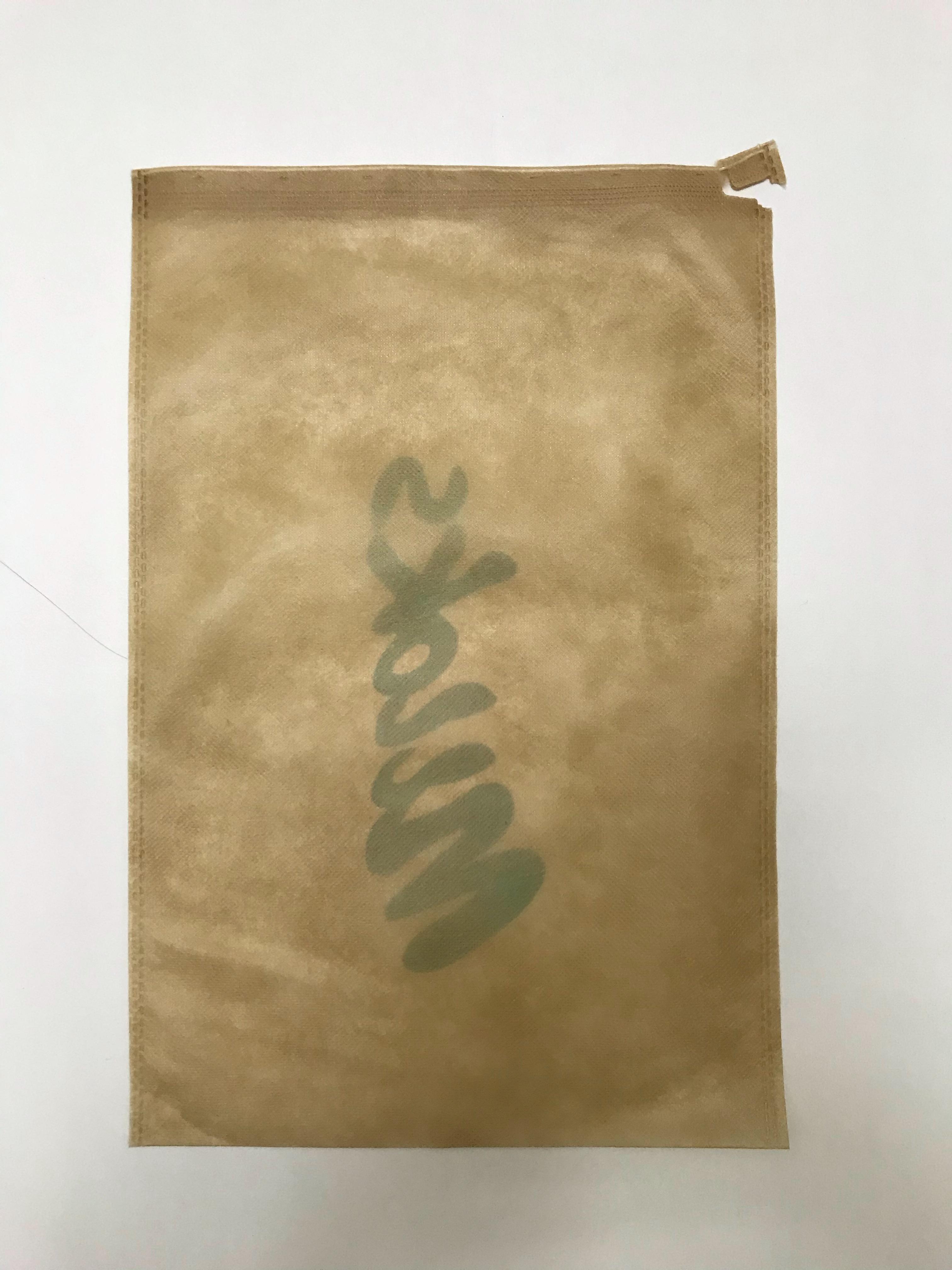 熱壓不織布束口袋 編號: CS-TT0004