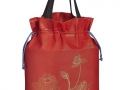 年菜盒-手提不織布保溫袋 編號: CS-BD0001